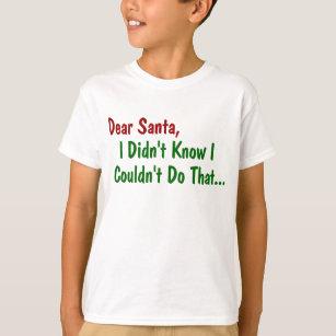 Dear Santa I Can Explain Gifts On Zazzle