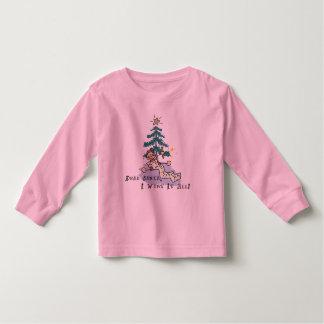 Dear Santa I Want It All T-Shirt