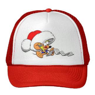 Dear Santa Mouse Hat