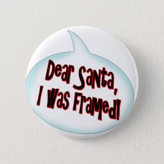 Dear Santa... Pinback Button