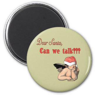 Dear Santa Series Magnet
