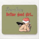 Dear Santa Series Mouse Pad