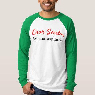 Dear Santa Shirt