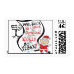 Dear Santa Vegan Wish Stamp