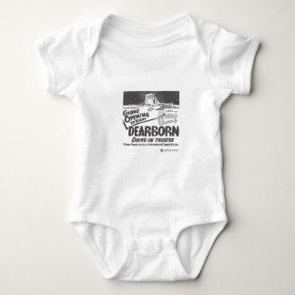 Dearborn Drive in Baby Bodysuit
