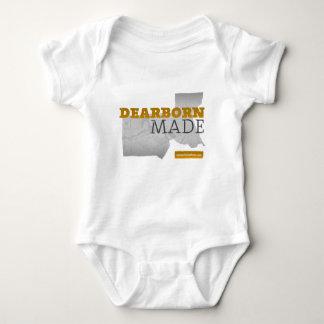 Dearborn hizo One-sie Body Para Bebé