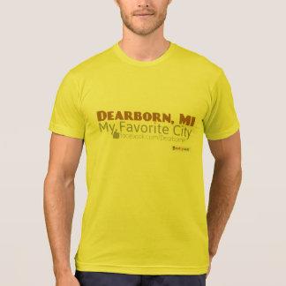 Dearborn, MI - mi ciudad preferida Remera