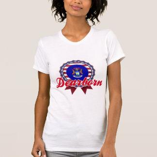 Dearborn, MI Camiseta