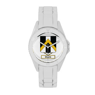 Deare Family Crest Watches