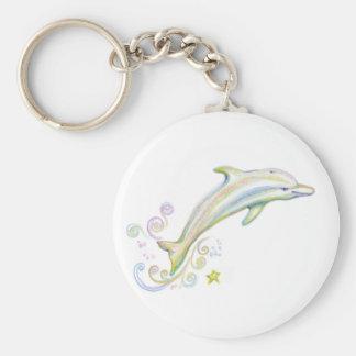 Dearest Dolphin Keychain