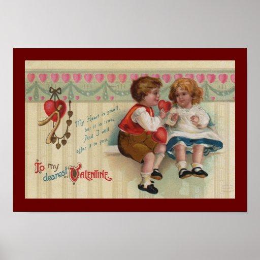 Dearest Valentine Poster
