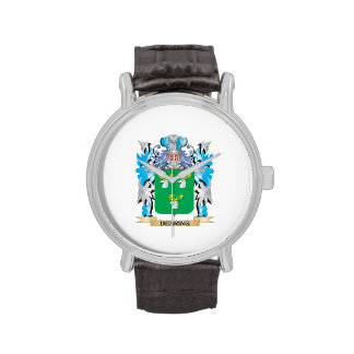 Dearing Coat of Arms - Family Crest Wrist Watch
