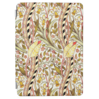 Dearle Daffodil Vintage Floral Pattern iPad Air Cover