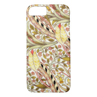 Dearle Daffodil Vintage Floral Pattern iPhone 8/7 Case