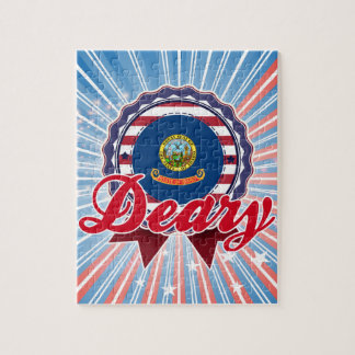 Deary, ID Jigsaw Puzzle