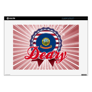 "Deary, ID Skins For 15"" Laptops"