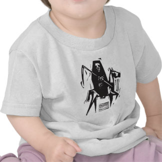 Death and Horse T Shirts