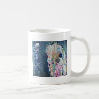 Death and Life, c.1911 (oil on canvas) Coffee Mug