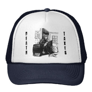 Death and Taxes hat