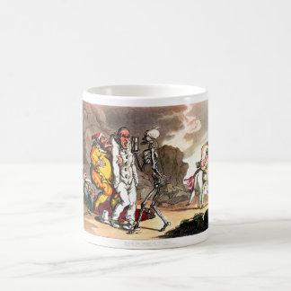 Death and the Circus mug