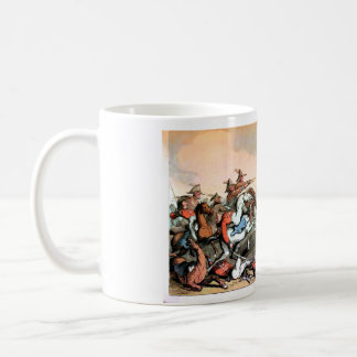 Death and the Last Charge mug