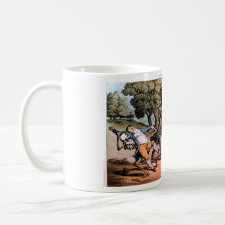 Death at the Duel mug