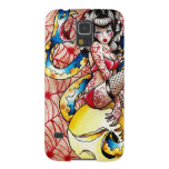 Death Becomes Her - Snake and Skull Pin Up Tattoo Galaxy S5 Case