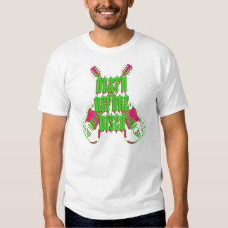 Death Before Disco Ladies Shirt