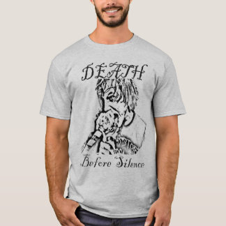 Death Before Silence T-Shirt