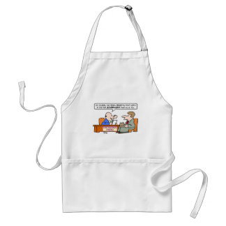 death benefits don't apply if government kills you adult apron