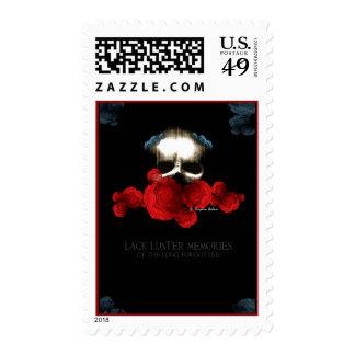 Death Bloom Postage