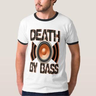 DEATH by BASS T-shirt