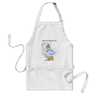 Death by French Loaf  - Apron (Project Good)