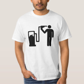 Death by gas nozzle T-Shirt