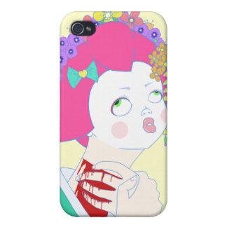 Death by Geisha iPhone 4/4S Case