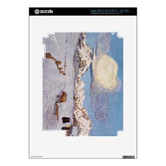 Death by Giovanni Segantini iPad 3 Decal
