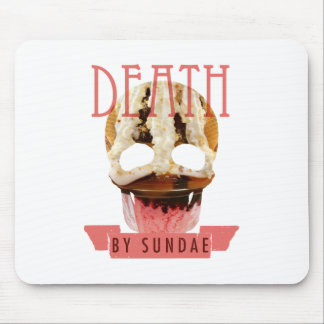 Death by Sundae Mouse Pad