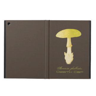 Death Cap Mushroom Amanita iPad Air Covers