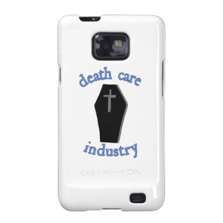 Death Care Industry Galaxy S2 Cover