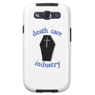 Death Care Industry Samsung Galaxy S3 Case