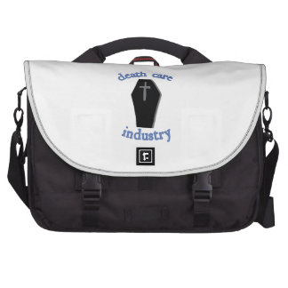 Death Care Industry Bag For Laptop