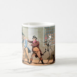 Death Collects His Due mug