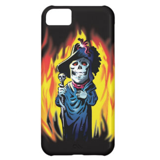 Death Comes Knocking iPhone 5 Case