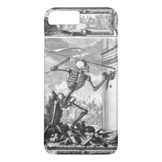 Death Comes Knocking iPhone 8 Plus/7 Plus Case