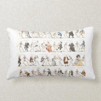 Death Dance pillow