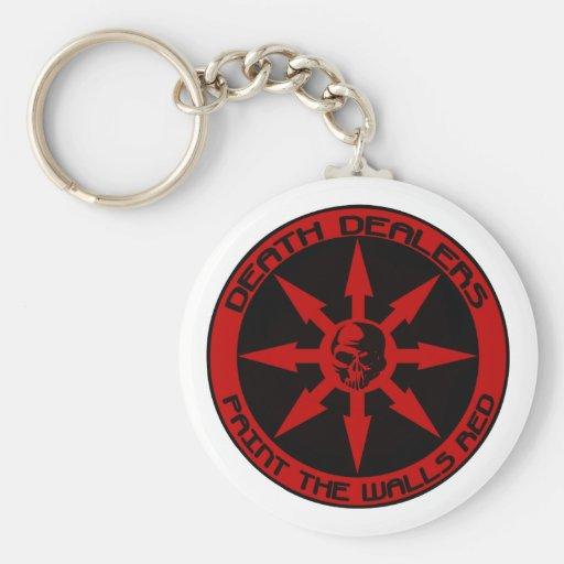 Death Dealers Key Chain