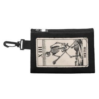 Death/Death Tarot Card Accessory Bag