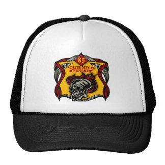 Death Defying 85th Birthday Gifts Trucker Hat