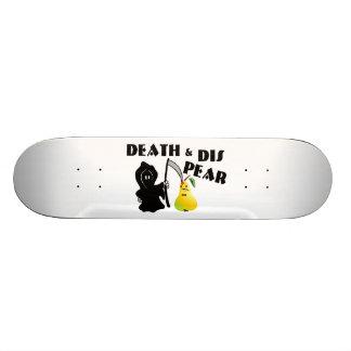 Death & Dis Pear Skateboard Deck