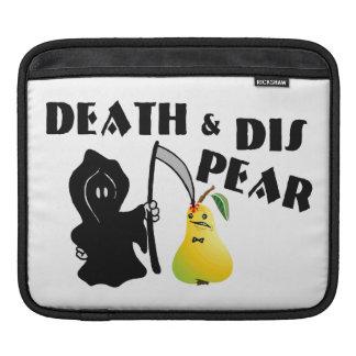 Death & Dis Pear Sleeve For iPads